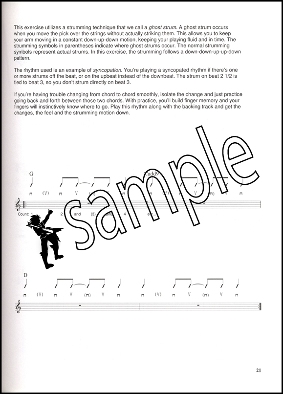 So Easy Acoustic Guitar TAB Music Book/2CDs Learn How to Play ...