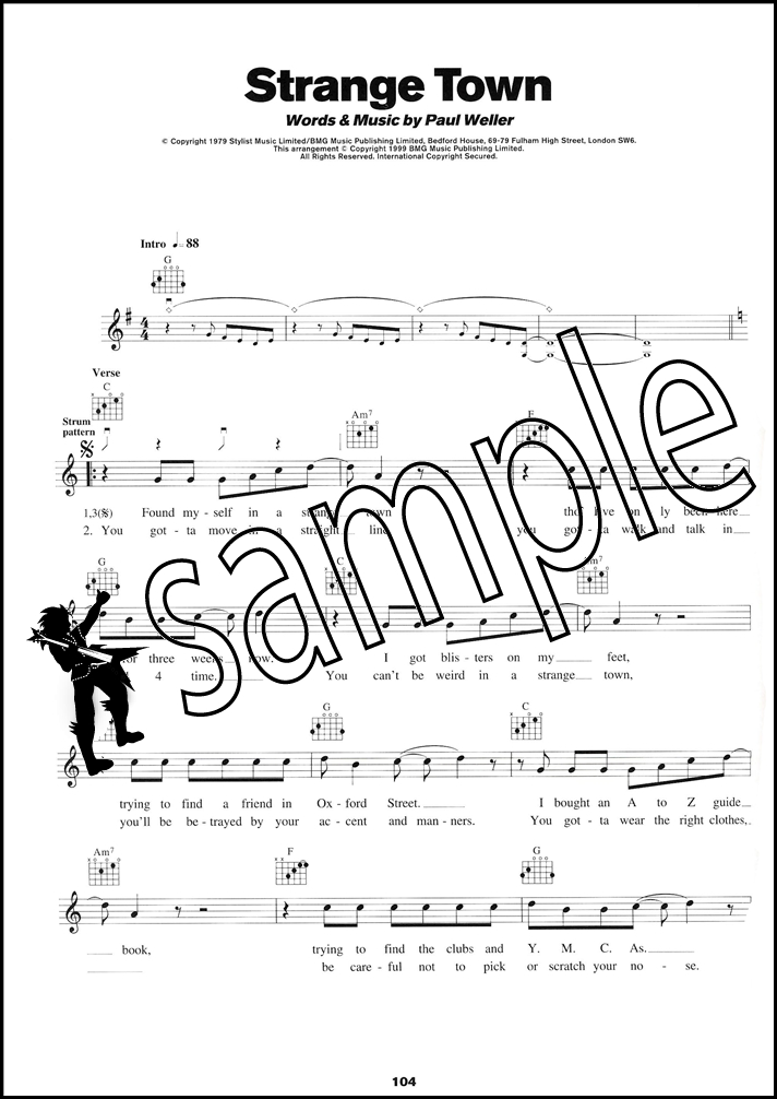 Classic Hits For Easy Guitar Chord Melody Songbook Bob Dylan Wings