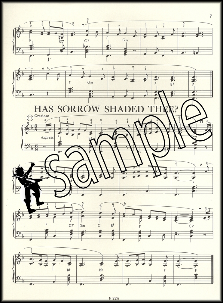 Music of Ireland for Piano Accordion Sheet Music Book | eBay