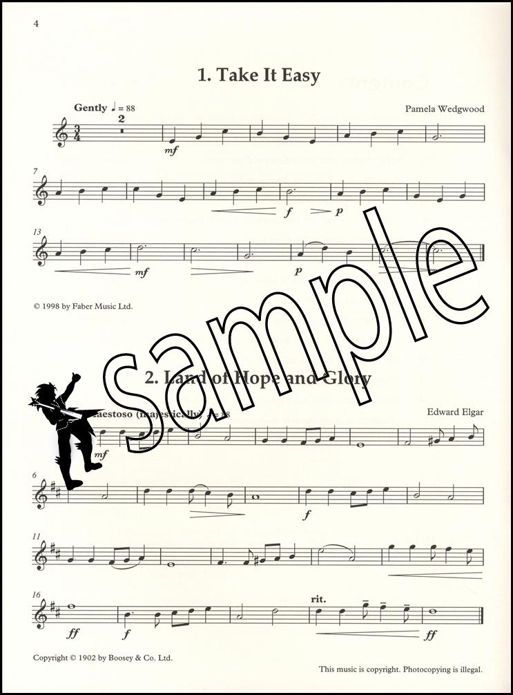 Up-Grade for Flute Grades 1-2 Sheet Music Book Pamela Wedgwood | eBay
