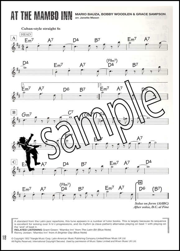 sandu lead sheet