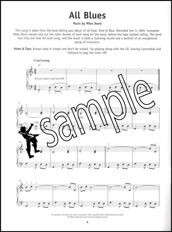 Piano easy piano blues sheet music : Really Easy Piano Jazz Sheet Music Book Songbook 24 Great Songs   eBay