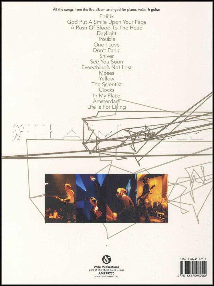 Coldplay Live 2003 Pvg Hamcor