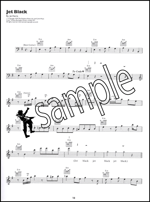 Big Hits Of The Shadows Easy Guitar Music Chord Songbook Ebay
