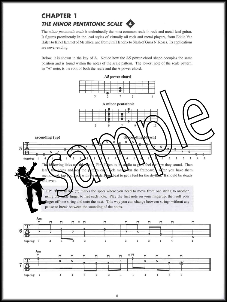 89+ Lead Guitar Notes - Play Any Notes In The Scale For Lead Guitar ...