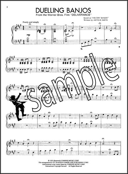 dueling banjos piano sheet music pdf