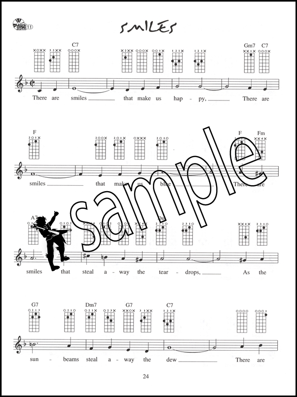 Luxury Ukulele Chord Solos Collection Basic Guitar Chords For