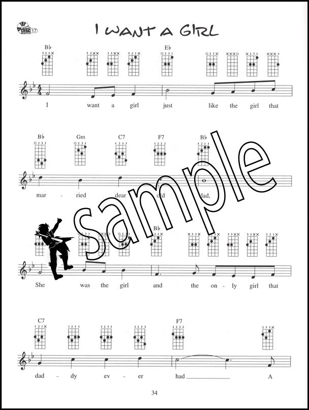Ukulele Chord Solos In C Tuning Bookcd Hamcor