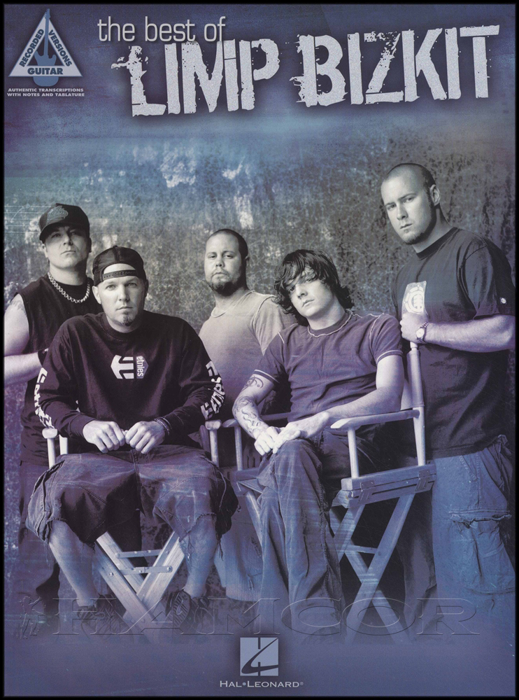 Lyric limp bizkit nookie lyrics : The Best of Limp Bizkit Guitar Tab Music Book Break Stuff Nookie ...