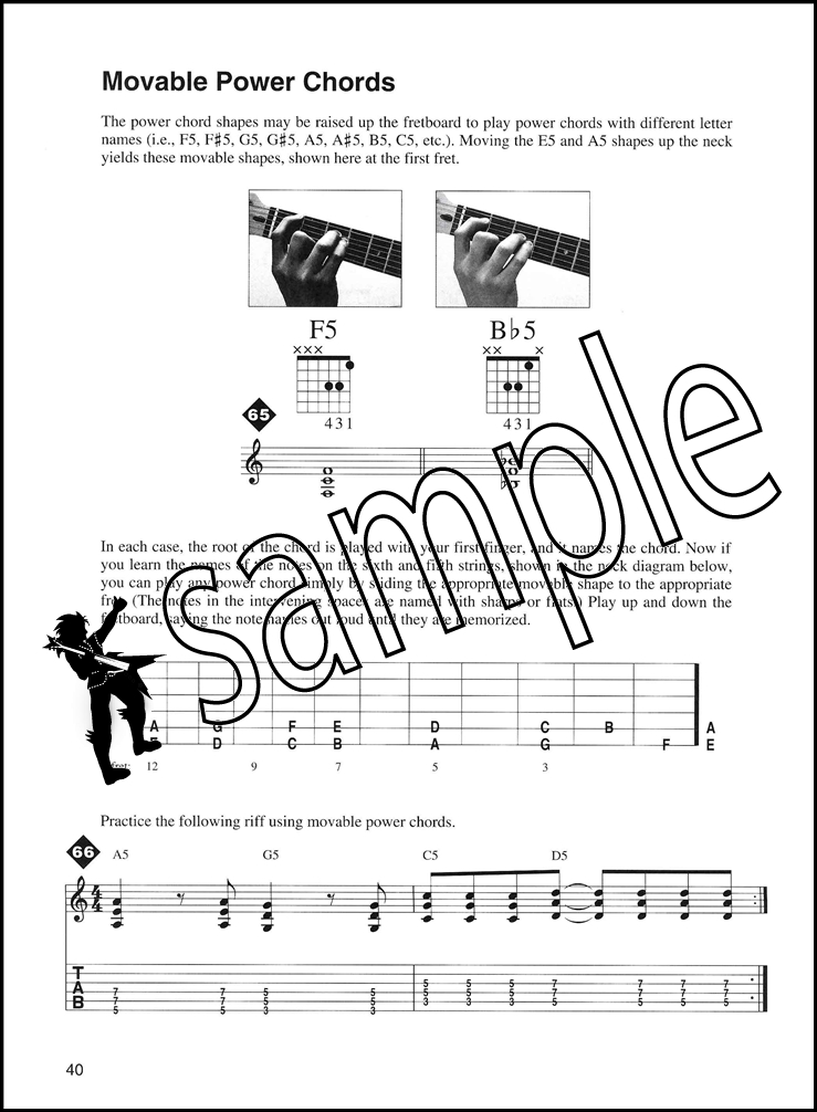 Left Handed Guitar The Complete Method Learn To Play For Beginners