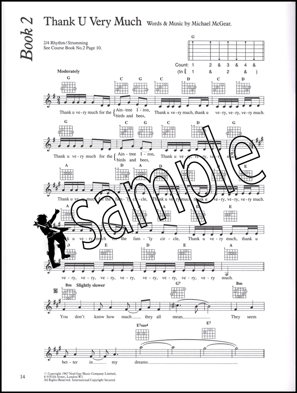 The Complete Guitar Player Childrens Songs Chord Melody Songbook