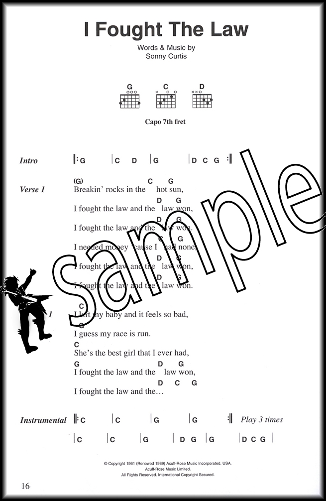 4-Chord Songbook Favourite Hits Guitar Chord Songbook The Who Bob ...