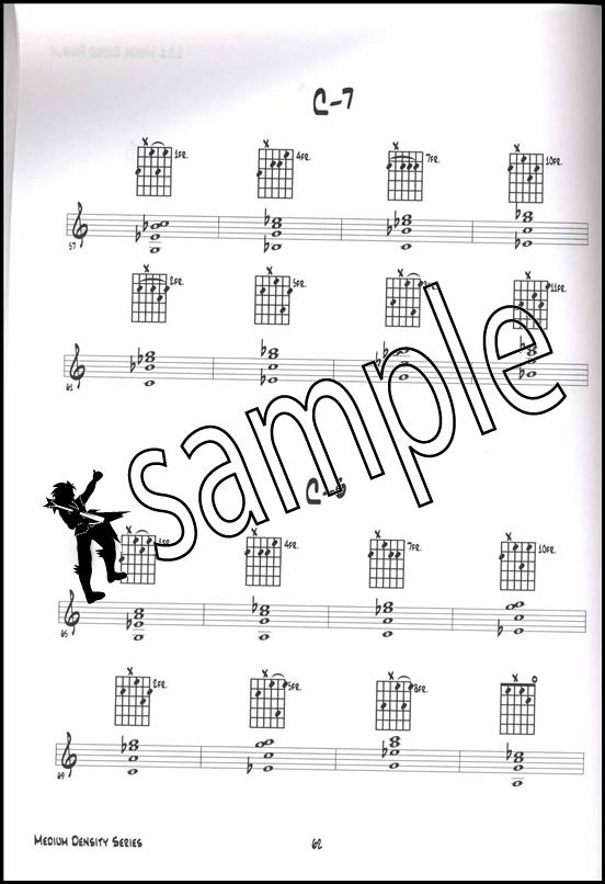 Encyclopedia Of Guitar Chord Inversions Hamcor