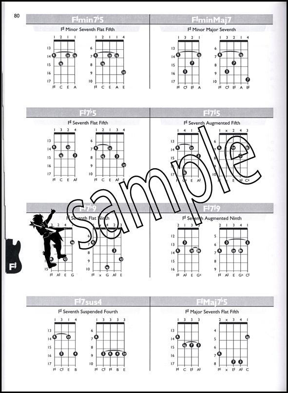 Bass Chord Encyclopedia | Hamcor
