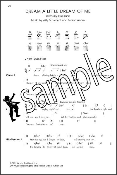 The Ukulele Playlist Yellow Book 32 Rock Pop Classics Uke Chord