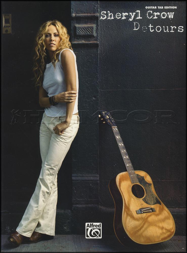 Sheryl Crow Detours Guitar Hamcor