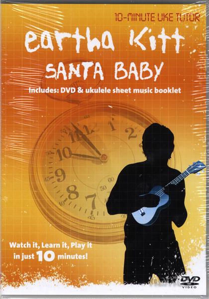 Eartha Kitt Santa Baby Ukuklele DVD | Hamcor