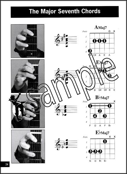 Mel Bays Left Handed Guitar Chord Book Hamcor