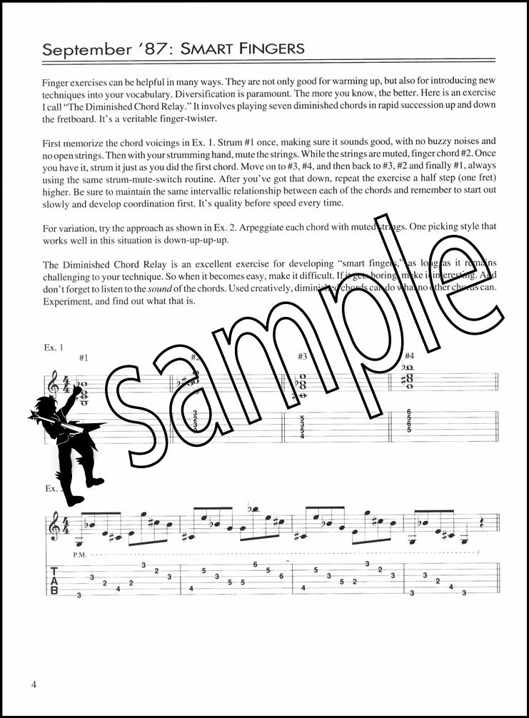 Joe Satriani Guitar Secrets Bookaudio Hamcor
