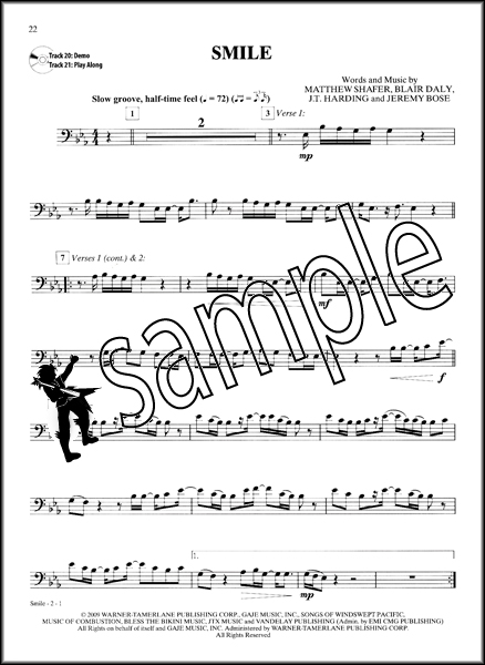 pop rock hits instrumental solos trombone sheet music book with play along cd ebay. Black Bedroom Furniture Sets. Home Design Ideas