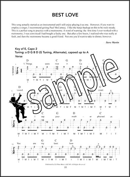 Banjo banjo tablature paper : Steve Martin & The Steep Canyon Rangers Rare Bird Alert 5 ...