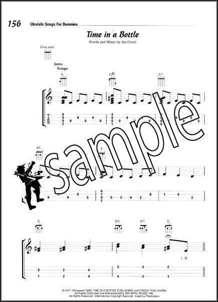 Ukulele Songs For Dummies Uke Chord Melody Songbook 884088513498 Ebay