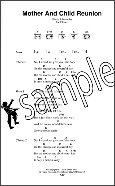 Paul Simon The Little Black Songbook Guitar Chords & Lyrics Music ...