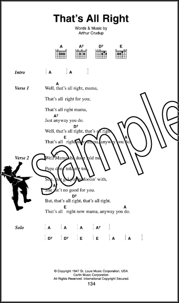 Elvis Presley The Little Black Songbook Guitar Chords Lyrics Music
