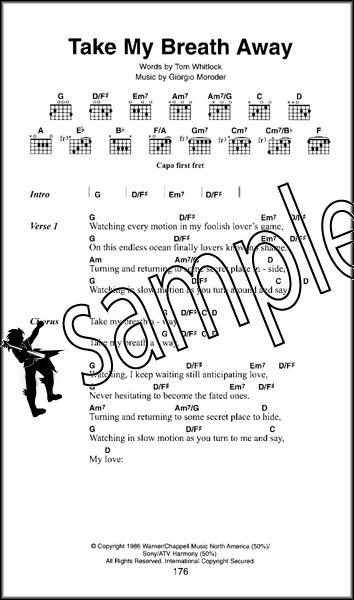 Classic Hits The Little Black Songbook Guitar Chords & Lyrics Music ...