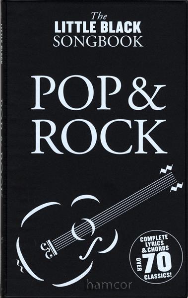 Pop & Rock The Little Black Songbook Guitar Chords & Lyrics Music ...