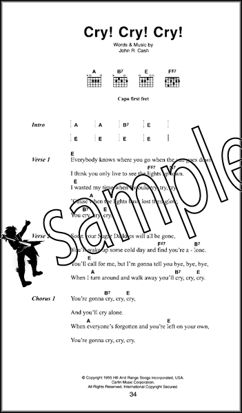 The Little Black Book of 4-Chord Songs Guitar Chords & Lyrics Music ...