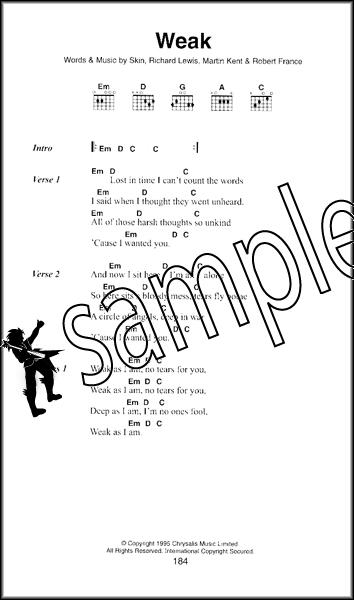 Hit Songs The Little Black Songbook Guitar Chords Lyrics Music