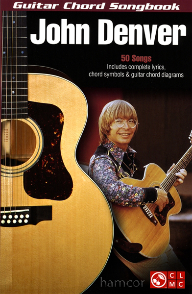 John Denver Guitar Chord Songbook Annie\'s Song Take Me Home Country ...