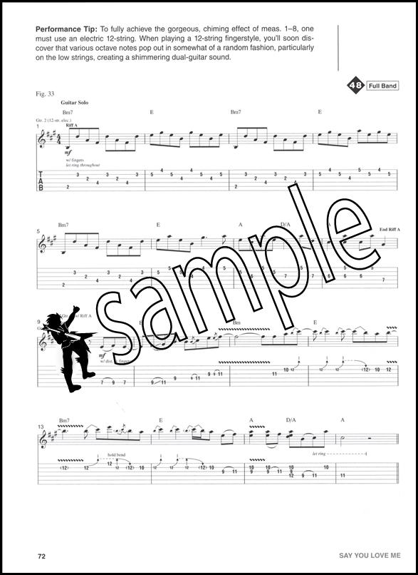 Fleetwood Mac Guitar Signature Licks Book/CD   Hamcor