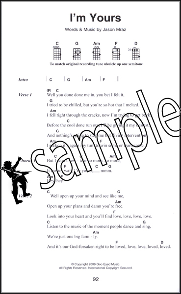 The Little Black Book Of Great Songs For Ukulele Hamcor