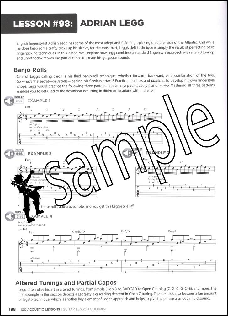 acoustic blues guitar lessons pdf
