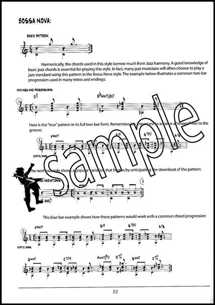 The Latin Guitar Handbook Hamcor