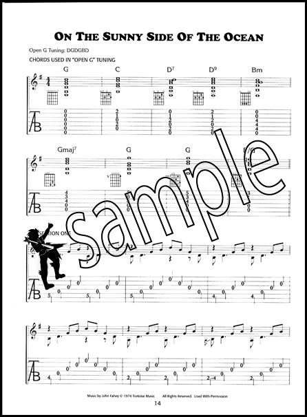 Fingerstyle Slide Guitar In Open Tunings Guitar Tab Book3cds John