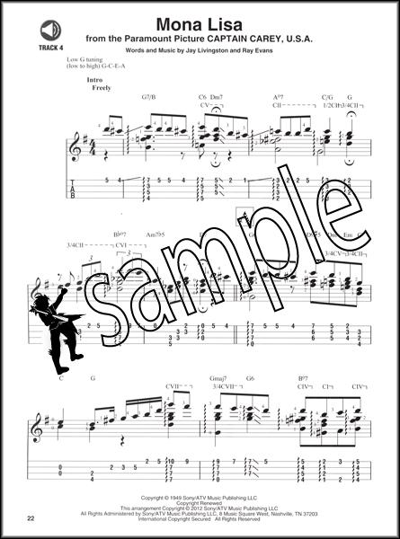 Jazz Chord Solos For Tenor Ukulele Bookaudio Hamcor