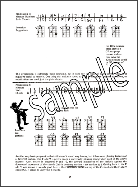 Ted Greene Chord Chemistry Guitar Book Learn How To Use Chords