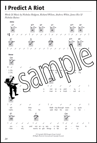 Great Songs for Guitar Chord Songbook The White Book   Hamcor
