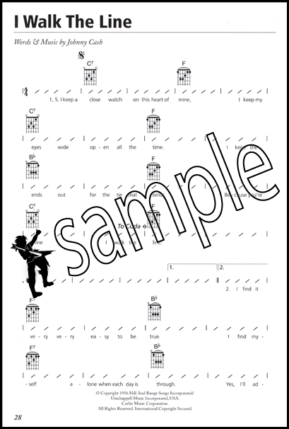 Great Songs For Guitar Chord Songbook The Black Book Hamcor