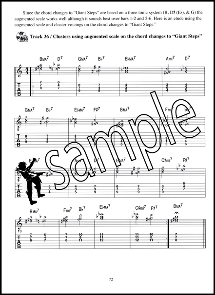 Symmetric Solutions The Whole Tone Workbook Bookcd Hamcor