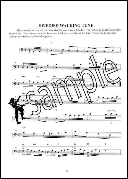 fiddle tunes sheet music