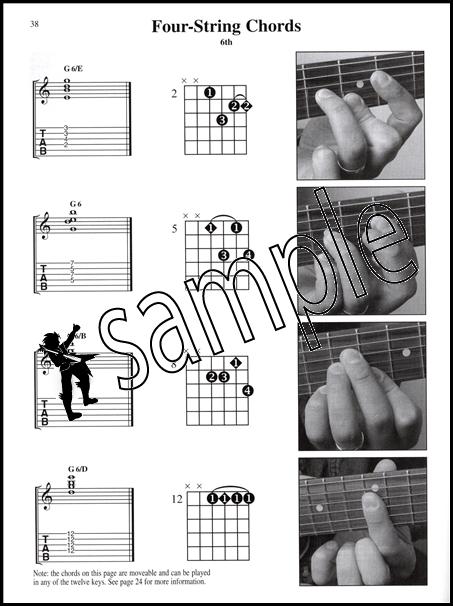 Mel Bays Rock Guitar Photo Chords Hamcor