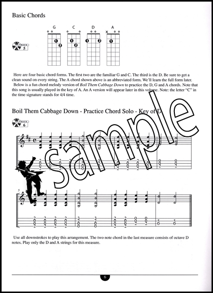 School Of Mandolin Basic Chords And Soloing Hamcor