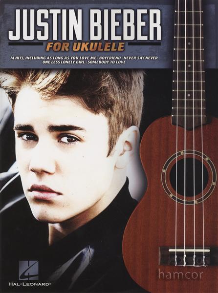 Justin Bieber for Ukulele | Hamcor