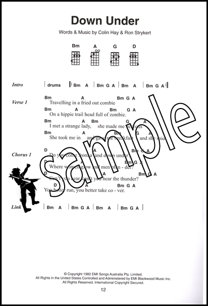 Ukulele 4 chords ukulele songs : The 4 Chord Songbook of Great Ukulele Songs | Hamcor
