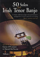 50 Solos for Irish Tenor Banjo Book Only Thumbnail 1