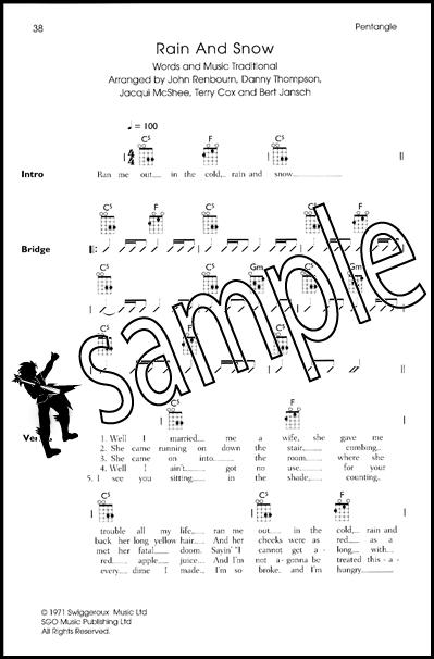 The Ukulele Playlist Folk Chord Songbook Ebay